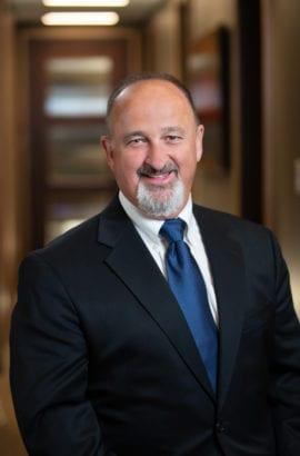 Regis Etzel, president of Etzel Engineer & Build