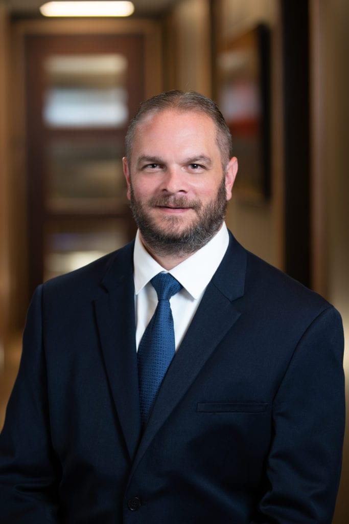 Scott Gracie, Vice President of Etzel Engineer & Build